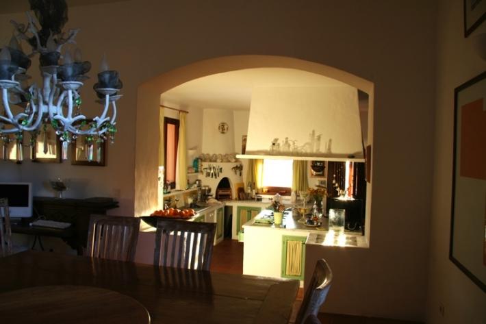 Villa te koop in de Spaanse bouwstijl in Santa Eulalia