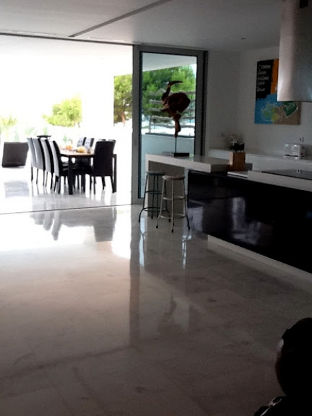 Mooie villa te huur in Ibiza Es Pouet