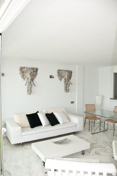 Luxe Penthouse te huur in Spanje Ibiza