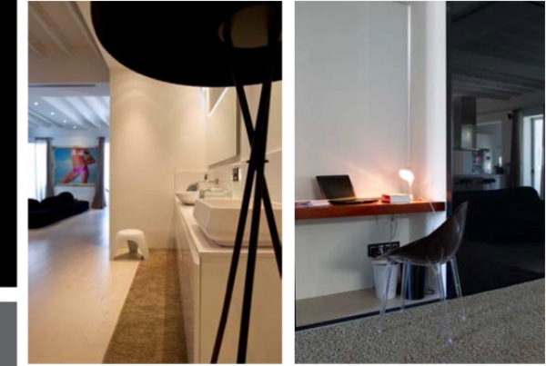 Luxe appartementen in Ibiza Town voor verhuur