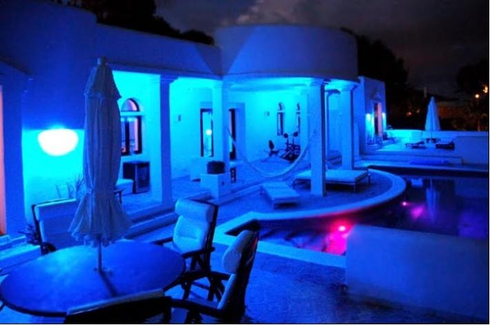 Vier slaapkamer villa in San José de sa Talaia in Ibiza Spanje