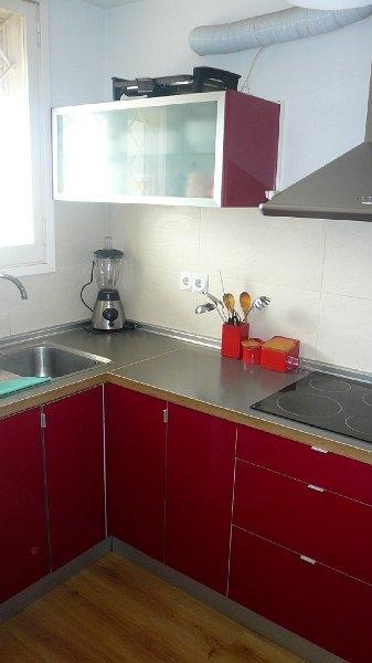 Appartement met 2 slaapkamers te huur in Ibiza