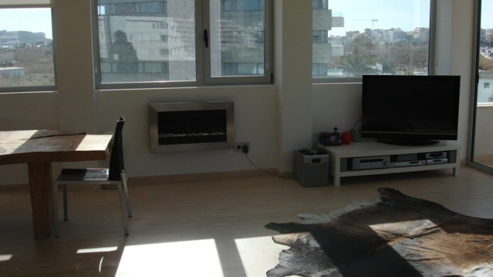 Luxe appartement te koop met een prachtig uitzicht