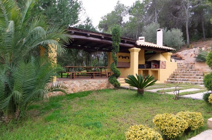 Villa met 6 slaapkamers in Ibiza voor de verkoop