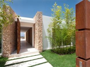 Prachtige luxe huis vier slaapkamers te koop in Ibiza