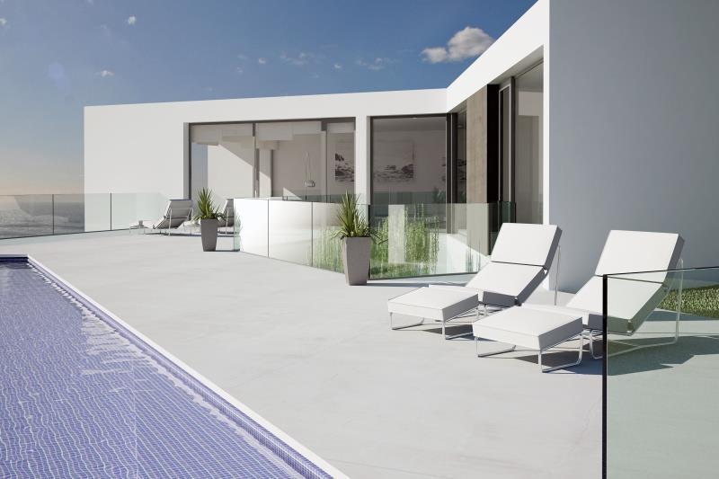 Luxe huis in Roca Llisa met een prachtig uitzicht