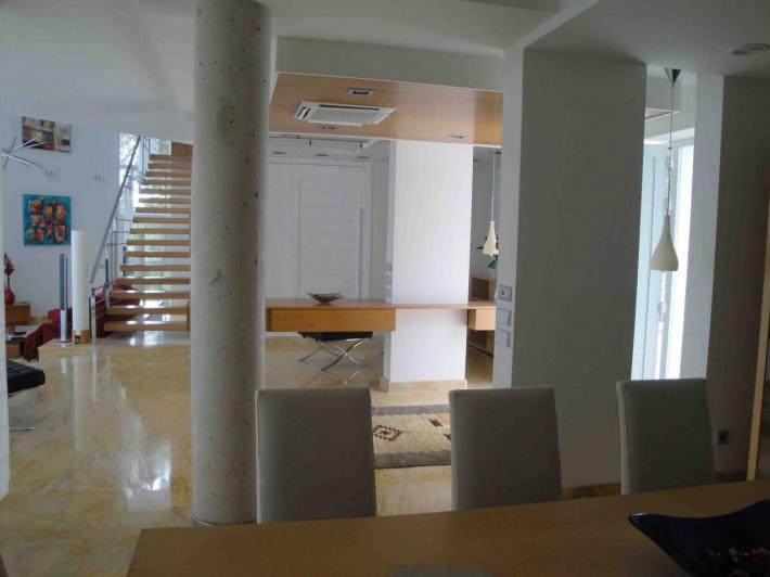 Villa te huur 5 slaapkamer in Santa Eulalia